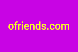 Ofriends.com Rare Premium Domain Great For Social Networks Dating Adult Site
