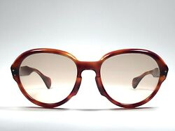 New Vintage Pierre Marly Tortoise Audrey Hepburn Charade 1963 Made In France