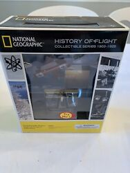 National Geographic History Of Flight Collectible Series 1903-1925 New