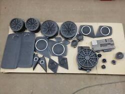 C1 Audi A4 B8 Sound System Set Kit Bang And Olufsen 8t0035223ar