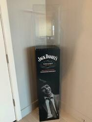 The Jack Daniels Tribute To Frank Sinatra Special Edition Display Case