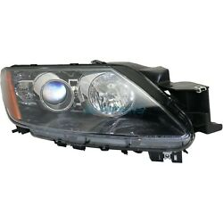 New Right Halogen Head Lamp Lens And Housing Fits 2007-2008 Mazda Cx-7 Ma2503141