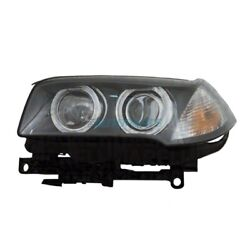 New Right Hid Head Light Lens And Housing Fits 2007-2010 Bmw X3 Bm2503151