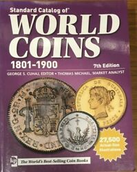 7th Edition Standard Catalog Of World Coins 1801-1900