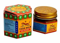 Original Tiger Balm Red Super Strength Pain Relief Ointment 21ml, Pain, Ache