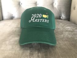 2020 Masters Golf Hats Corporate Gift Men's Qty 10 Augusta National