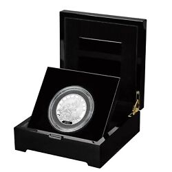 In Stock - Britannia 2021 Uk 5 Oz Silver Proof Coin - Only 250 Minted Worldwide