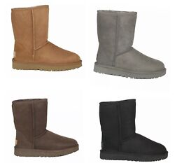 New Womenand039s Ugg W Classic Short Ii Boot - Multiple Colors | Free Shipping