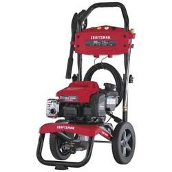 3000 Psi 2.5 Gpm 190cc Cold Water Gas Pressure Washer Pathway Patio Cleaner
