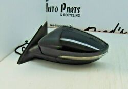 Driver Side View Mirror Power Without Memory Fits 16-18 Passat