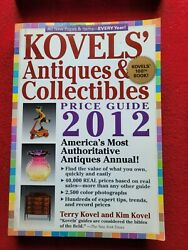 Kovels' 2012 Antiques And Collectibles Price Guide