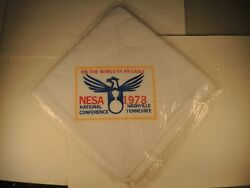 National Eagle Scout Assoc. National Conference 1978 Nashville, Tn Neckerchief