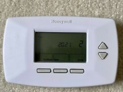 Honeywell Rth7500d Smart Response Technology 7-day Programmable Thermostat