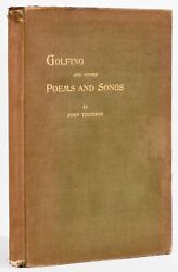 John Thomson / Golfing And Other Poems And Songs 1893