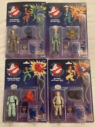 The Real Ghostbusters 2020 Hasbro Kenner Retro All 4 Wal-mart Exclusive