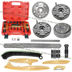 Timing Chain Kit Locking Tool Vvt Camshaft Gear For Mercedes Mixto M272 G550