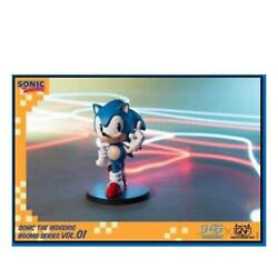 Sonic The Hedgehog 01 First 4 Figures F4f Game Character Toy Collection Rare