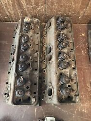 Cylinder Head Chevy Sbc 327 Small Block Gm 3890462 Cast Camel Back Double Hump