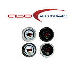 Aem For Uego 4.9lsu Wideband + Oil Temperature + Turbo Boost3 Gauges Combo Set