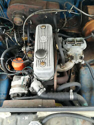 Mg Mgb Engine Long Block From A 1978 Mgb Good Compression