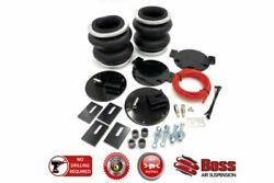 Boss Air Suspension Coil Load Assist Kit For 2019+ Gmc Sierra Silverado 1500