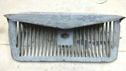 1936 Ford Truck Lower Inside Grille Pan Apron Original Pickup Panel