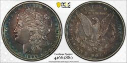 1894 1 Morgan Dollar Pcgs Xf Detail Cleaned Us Mint Silver Coin