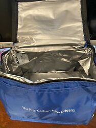 RITZ Carlton Tote Lunch Beach Cooler Insulated $24.95