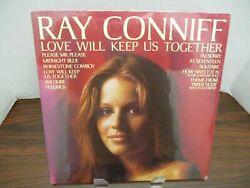 Ray Conniff, Love Will Keep Us Together, Album, Factory Sealed, 1975, Columbia