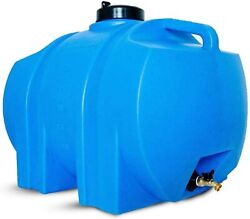 35 Gallon Water Storage Tank Container Purified Water Rv Home Atv Bpa Free