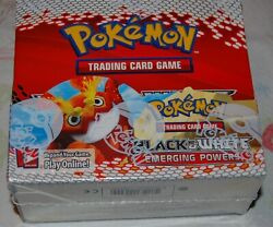 Pokemon - Xy Emerging Powers - Booster Box - Factory Sealed