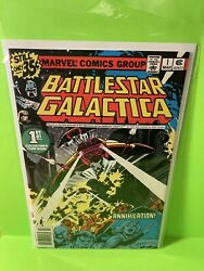 Battlestar Galactica 1 1979 Adaptation Of The 1st Episode Of The Tv Show Nice
