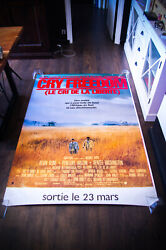 Cry Freedom 4x6 Ft Bus Shelter D/s Movie Poster Original 1987