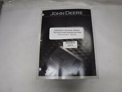 John Deere 7760 Cotton Picker Diagnosis And Tests Part Number Tm117619