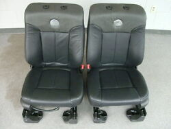 Ford F-150 Harley Davidson Edition Front Seats Heated/cooled Leather