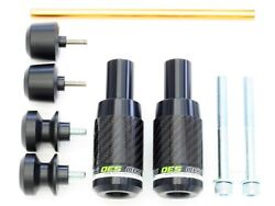 Oes Swingarm Spools Fork Sliders Carbon Frame Sliders 18-21 Z900rs And Rs Cafe