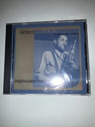 Dexter Gordon, Settin' The Pace, Factory Sealed Cd, Free Shipping, 49
