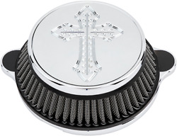 La Choppers Air Cleaner Assembly - Billet Aluminum Made In The Usa La-2396-03