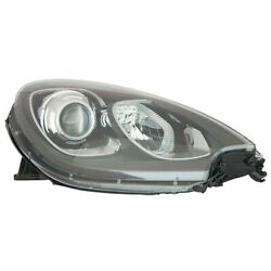 For Porsche Macan Headlight Assembly 2015-2018 Passenger | Halogen Po2503132