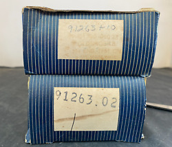 Vandervell Replacement Engine Main Bearings- Nos- Vp91263 - 020 - Olds 394- 1961