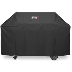Weber Premium Grill Cover--7132--free Shipping--brand New
