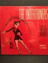 Rare Hand Signed The Entertainers As Seen By Hirschfeld