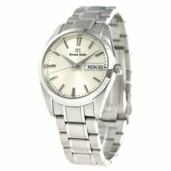 Grand Seiko Heritage Collection Sbgt235 Sapphire Crystal 9f83 Watch 37mm Menand039s
