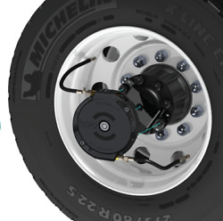 Aperia Halo Tire Inflation System, Self Pumping 100psi Individual