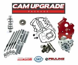 Complete Red Shift 468 Chain Drive Cam Chest Package For Oc M8 Models