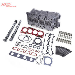 2.0t Cylinder Head And Camshaft And Head Gasket And Bolts Kit Fit For Vw Eos Audi A3