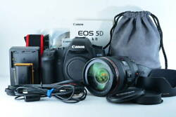 Canon Canon Eos 5d Mark Ii Ef 24-105mm 4l Is Usm Ny1562