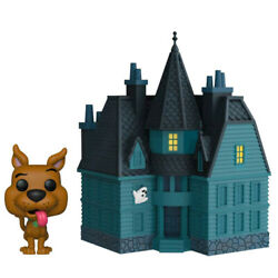 Scooby Doo Scooby And Haunted Mansion Pop Town