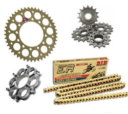 Ducati Superbike 998 02 03 Renthal Did Racing Chain And Sprocket Kit With Carrier