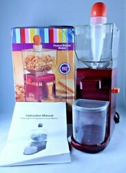 Grind Your Own Healthy Peanut Butter Maker How You Like It W Manual In Box